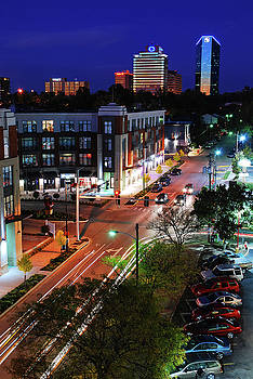 Lexington Kentucky by James Kirkikis