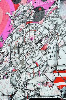 Bob Phillips - Lexington Street Art