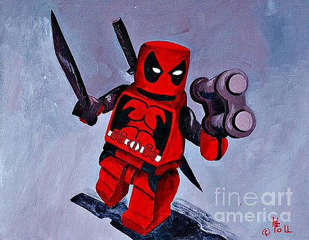 Lgeo Deadpool by Herschel Fall