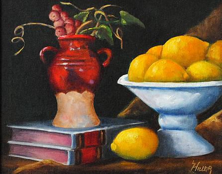 Libarian's Lemons by Linda Hiller