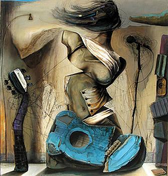 Liberation by Vakho Kakulia