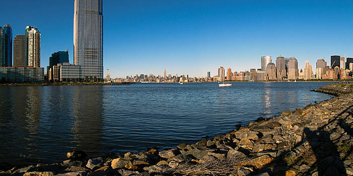 Liberty State Park by Valerie Morrison