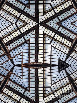 Liberty's Artium Roof Mosaic by John Gaffen