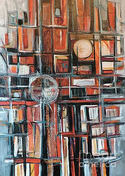 Library by Kathy Meredith