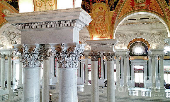 Library of Congress 2 by E B Schmidt