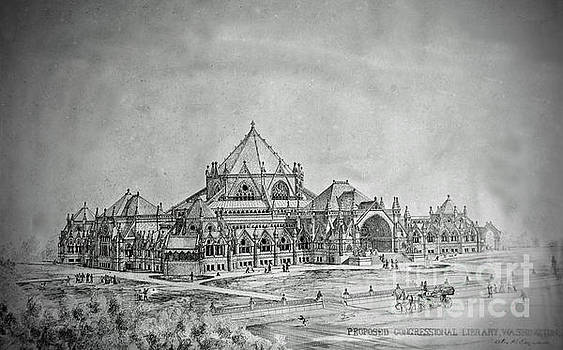 Jost Houk - Library of Congress Proposal 1