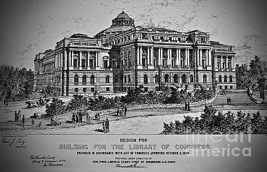 Jost Houk - Library of Congress Proposal 2