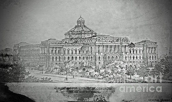 Jost Houk - Library of Congress Proposal 3