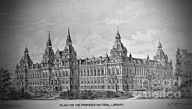 Jost Houk - Library of Congress Proposal 4