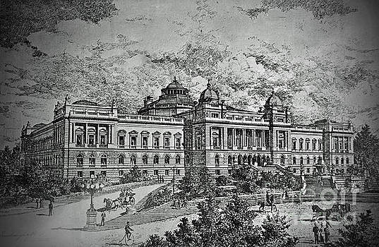 Jost Houk - Library of Congress Proposal 5
