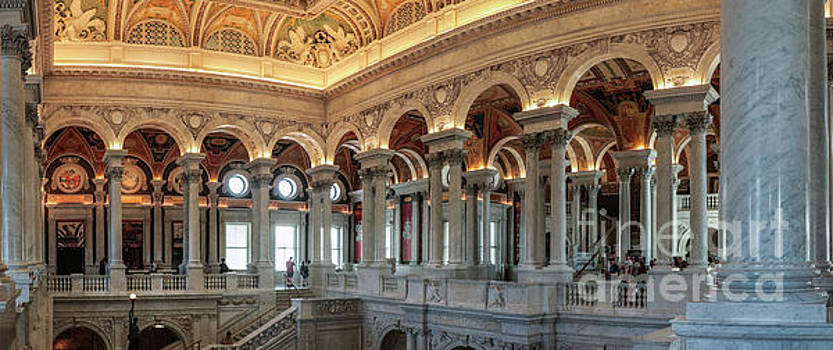 Library of Congress  by Thomas Marchessault