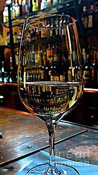 Library Wine by Jennifer Cadence Spalding