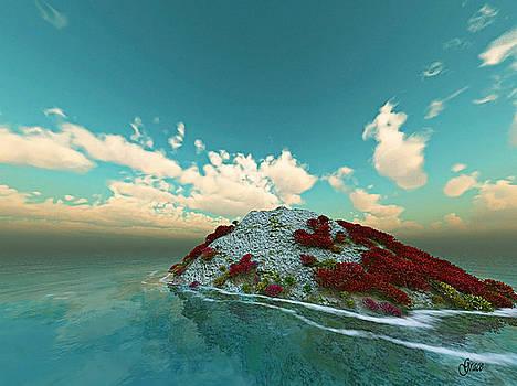 Lichen Bay by Julie Grace