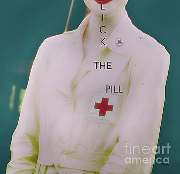 Lick the Pill  by Steven Digman