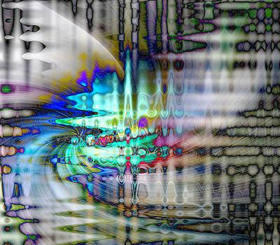 Licorice Ice by Cathy Donohoue