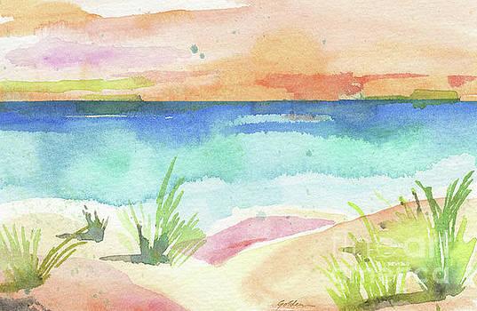 Lido Sands, Forida by Sheila Golden