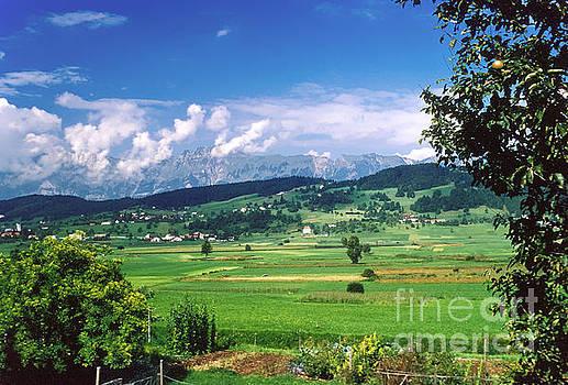 Bob Phillips - Liechtenstein Countryside