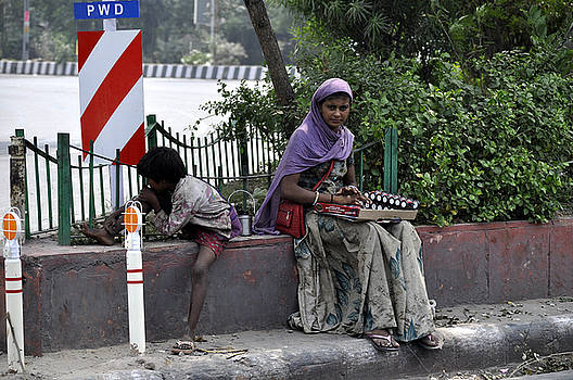 Bliss Of Art - Life along the city streets