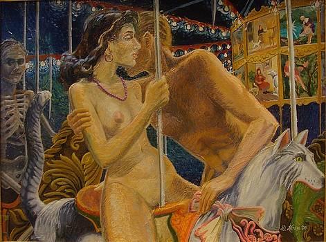 Life Carousel Series #2 by Duke Horn