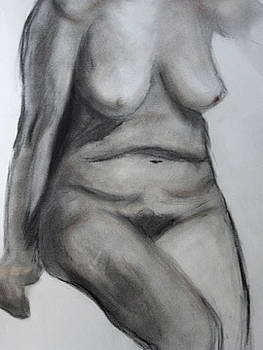 Life Drawing 3 by Sara Allison