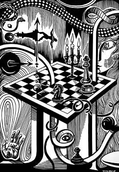 Life Game by Inga Vereshchagina
