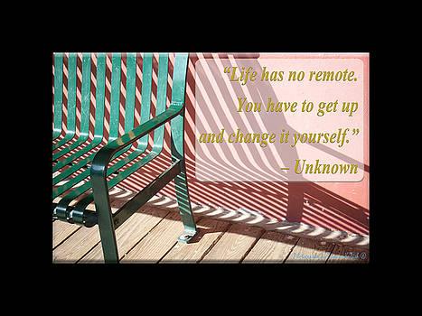 Tamara Kulish - Life has no remote