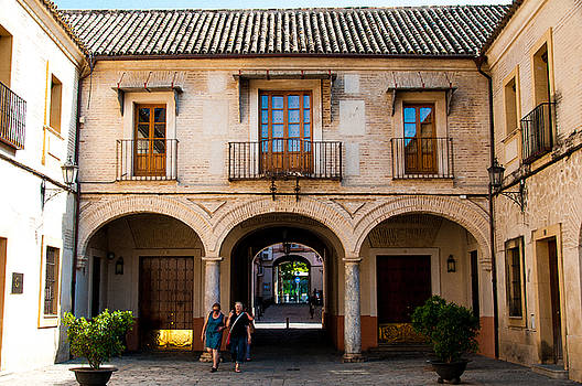 Life in Sevilla by Dawn Wayand