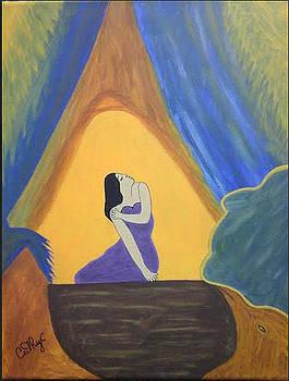 Life is a big drama by Catherine Velardo
