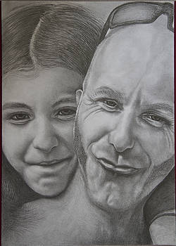 Life Is About Fun Finished Piece by Steve Vanhemelryck