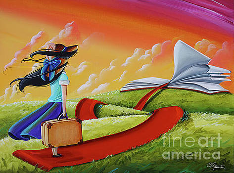 Life Is An Open Book by Cindy Thornton