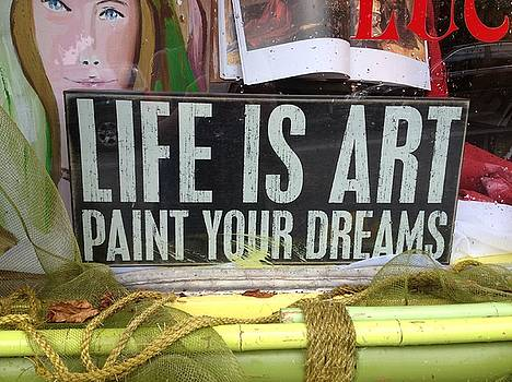 Life is Art by Cathy Peterson