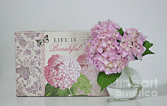 Life is Beautiful No. 2 by Sherry Hallemeier
