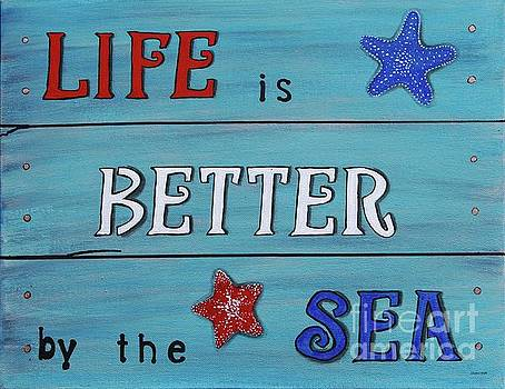 Barbara Griffin - Life Is Better By The Sea