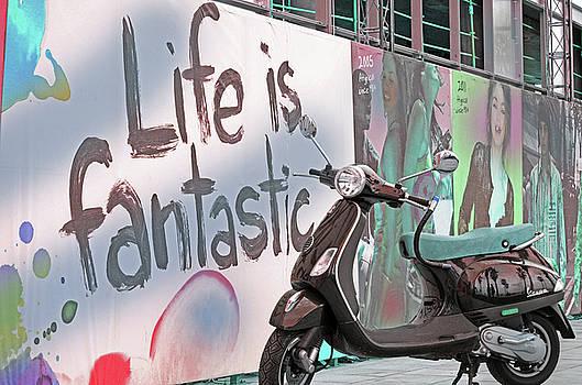 Life is Fantastic by La Dolce Vita