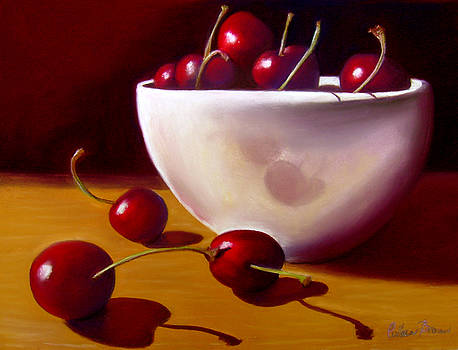 Life is Just a Bowl of Cherries by Colleen Brown