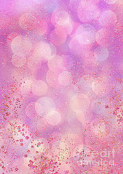 Tina Lavoie - Life of the Party, a celebration of bokeh and glitter