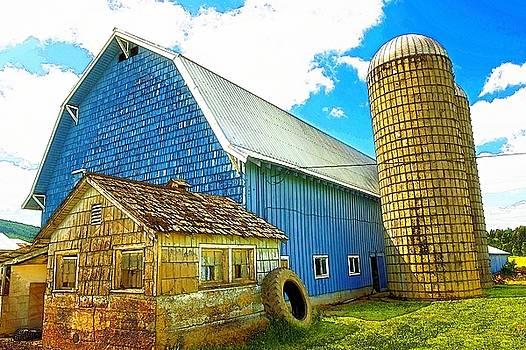 Life on the Farm by Steve Warnstaff