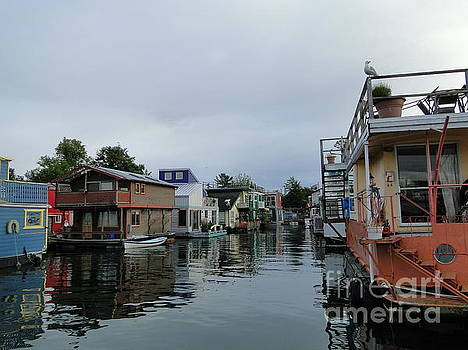 Life on the Water by Cindy Croal