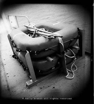 Life Raft by Holly Brobst