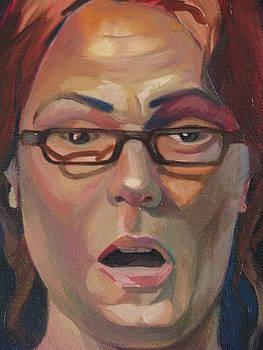 Life Study Detail by Julie Orsini Shakher