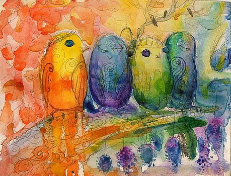 Life transition  by Nino Gabashvili