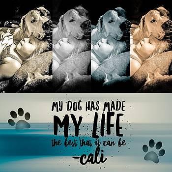 Kathy Tarochione - Life with my Dog