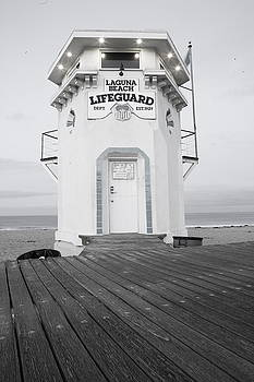 Lifeguard Tower by Eric Foltz