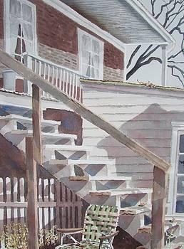 Life's Shadows by Tony Caviston