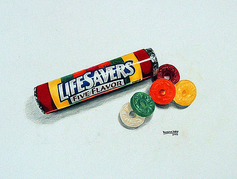 Lifesavers by Duncan  Way