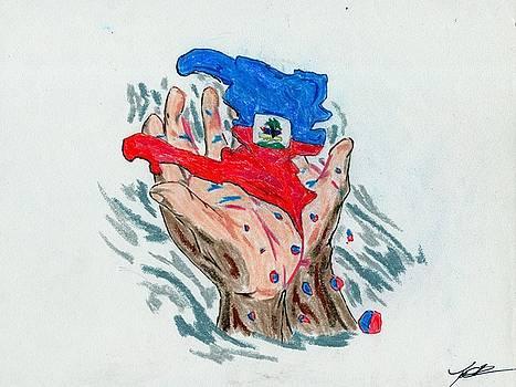Lifting Up Haiti by Jason JaFleu Fleurant