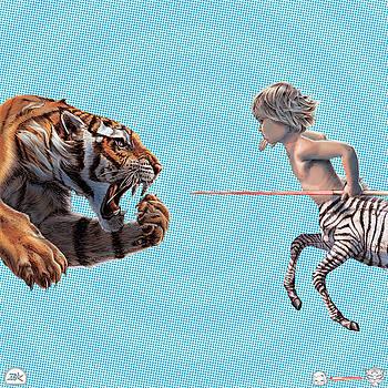 Liger  Swift Hand by David Starr