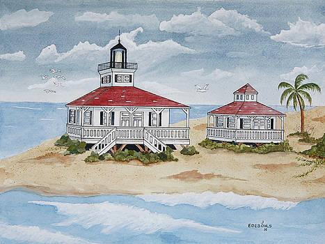 The Light at Boca Grande by John Edebohls