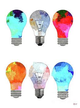 Light Bulbs by Daniel Janda