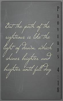 Light Given by David Norman